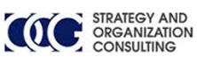 OCG Strategy and Organization Consulting Logo with link to view testimonial